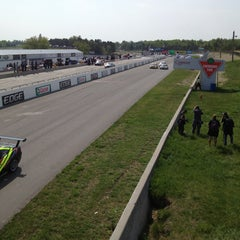 Photo taken at Canadian Tire Motorsport Park by Peter G. on 5/19/2013