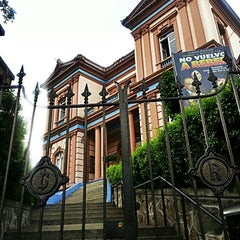Photo taken at Teatro Aguila Descalza by Ana M. on 4/15/2013