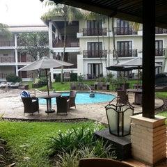 Photo taken at Sheraton Bandung Hotel & Towers by djalu d. on 12/26/2012
