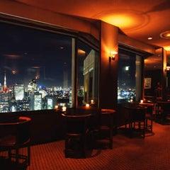 Photo taken at The Bar Hotel NewOhtani by Ethos 6. on 5/18/2013