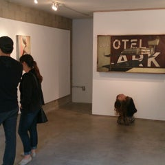 Photo taken at Subtext Gallery by Per N. on 4/12/2014