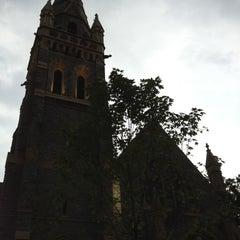 Photo taken at Packer Memorial Church by Steve K. on 8/17/2012
