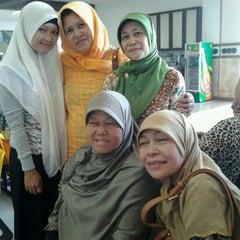 Photo taken at Sultan Iskandar Muda International Airport (BTJ) by Delena S. on 4/15/2012