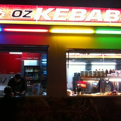 Photo taken at Oz Doner & Chicken Kebab by Mohammed A. on 3/25/2012
