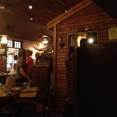 Photo taken at The State Line Bar-B-Q by Victor M. on 8/26/2012