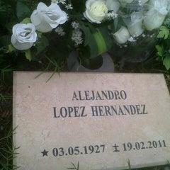 Photo taken at Jardines de la Paz by Alex L. on 8/22/2012