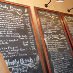 Photo taken at Con Pane Rustic Breads & Cafe by C L. on 8/12/2012
