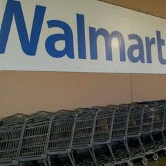 Photo taken at Walmart by Alonso Z. on 8/17/2012
