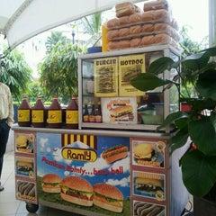 Photo taken at Sri Teja Food Court (Medan Selera) by Wan A. on 2/20/2012