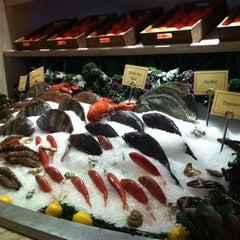 Photo taken at Kellari Taverna by Sherry S. on 3/20/2012