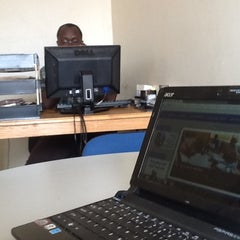 Photo taken at Uganda Radionetwork by Babak F. on 4/13/2012