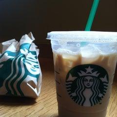 Photo taken at Starbucks by Erik M. on 7/18/2012