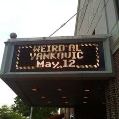 Photo taken at Bergen Performing Arts Center by Jamie J. on 5/12/2012