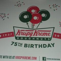 Photo taken at Krispy Kreme Doughnuts by Paul F. on 8/21/2012
