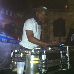 Photo taken at Alley Bar by De'Andre N. on 7/19/2012