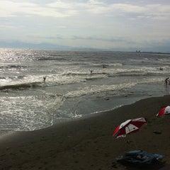 Photo taken at 海の家 WILD BOAR by chiaki h. on 8/29/2012