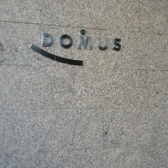 Photo taken at Domus (Casa do Home) by mocadele on 3/10/2012