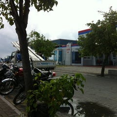 Photo taken at Bus Stop (Vilingili Ferry Terminal) by Mohamed N. on 8/21/2012