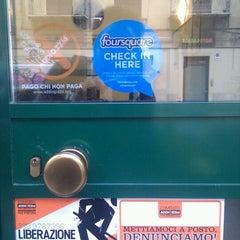 Photo taken at Biblioteca Gerbino / Next / I Draghi Locopei by Francesco P. on 4/17/2012