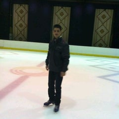 Photo taken at Ice Skating Rink by A.A.Z on 3/10/2012