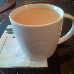 Photo taken at Starbucks by emma t. on 7/28/2012