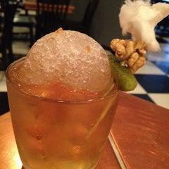 Photo taken at Bluebird Tavern by Megan M. on 3/16/2012
