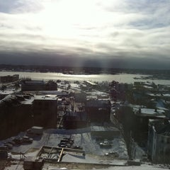 Photo taken at Holiday Inn Portland-By The Bay by Bethany H. on 3/2/2012