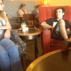 Photo taken at Starbucks by Will on 8/23/2012