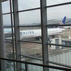 Photo taken at Gate B21 by Patrick V. on 9/13/2012
