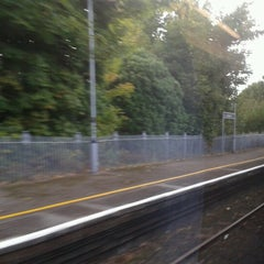Photo taken at Broadstairs Railway Station (BSR) by Claire B. on 8/27/2012