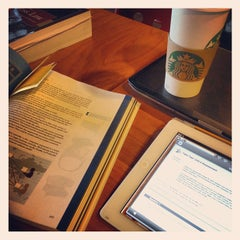 Photo taken at Starbucks by Austin H. on 4/17/2012
