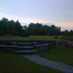 Photo taken at Club de golf de Chambly by Colm B. on 5/26/2012