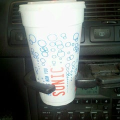 Photo taken at SONIC Drive In by Daniella B. on 2/27/2012