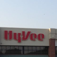 Photo taken at Hy-Vee by Joe C. on 7/2/2012