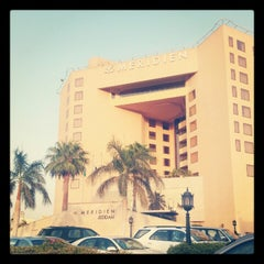 Photo taken at Le Méridien Jeddah by Ely t. on 8/12/2012