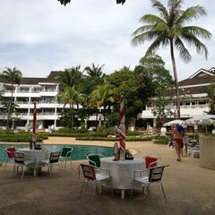 Photo taken at Thavorn Palm Beach Resort by ☀ Alexandra Leto on 2/6/2012