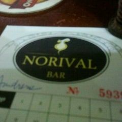 Photo taken at Norival Bar by Andrezza Drê C. on 3/4/2012