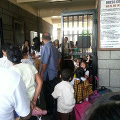 Photo taken at Colegio De Santa Ana by Ruthlyn C. on 8/16/2012