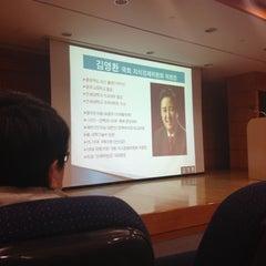 Photo taken at (주)세종텔레콤 by Jae-Kyung K. on 3/17/2012