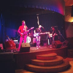Photo taken at Sons of Hermann Hall by But I Just Like Music! on 4/21/2012