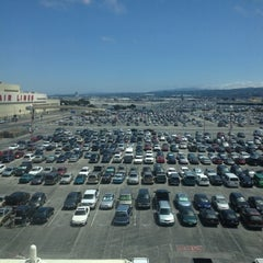Photo taken at SFO Long Term Parking by Ayush A. on 6/29/2012