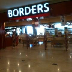 Photo taken at Borders by Awek C. on 7/28/2012