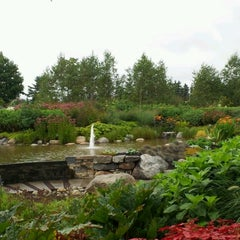 Photo taken at Coastal Maine Botanical Gardens by Sharon @ G. on 8/16/2012