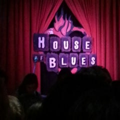 Photo taken at House of Blues by Steven K. on 9/6/2012