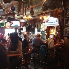 Photo taken at Green Door Tavern by Justin K. on 8/10/2012