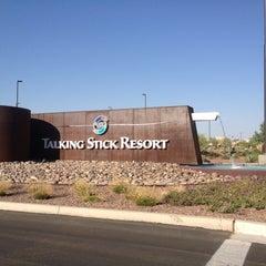 Photo taken at Casino Arizona at Talking Stick by Ryan on 6/3/2012