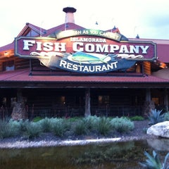 Photo taken at Islamorada Fish Company by Dan D. on 3/29/2012