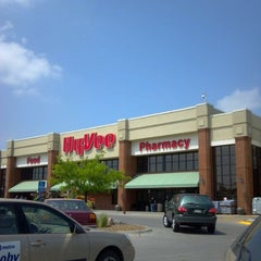 Photo taken at Hy-Vee by Ryan D. on 5/4/2012