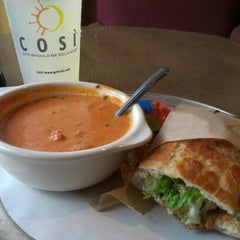 Photo taken at Cosi by Tim T. on 8/16/2012