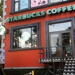 Photo taken at Starbucks by isma n. on 7/7/2012